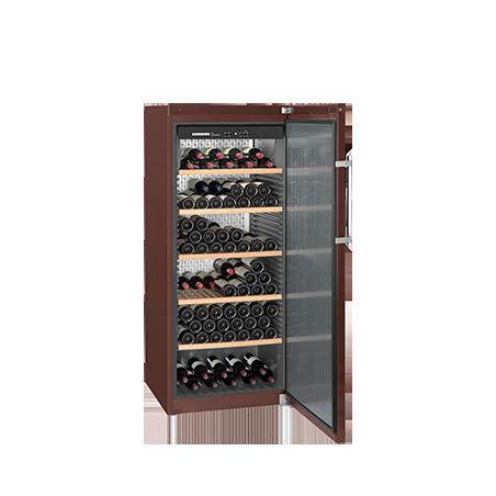 Cave à vins de vieillissement Liebherr WKT455121 200 bouteilles