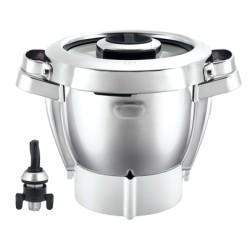 Cuve Moulinex XF38CE10 pour robot companion XL Gourmet YY3851FG