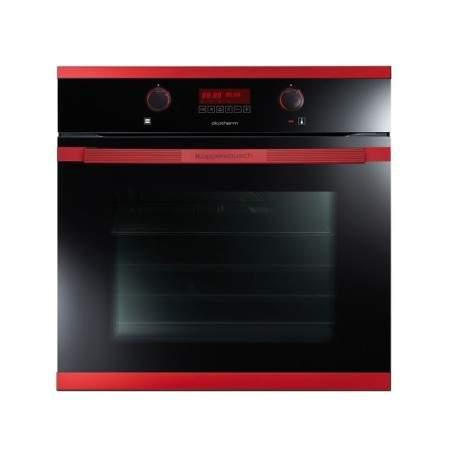 Four Kuppersbusch Comfort+ B6330.0 Design Red Hot Chilli