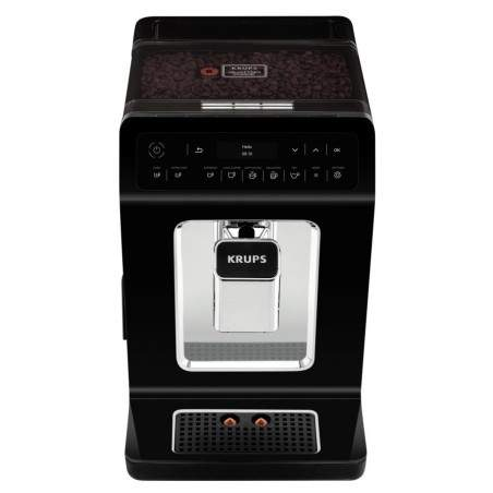 Machine Espresso full auto Krups Evidence Black EA891810