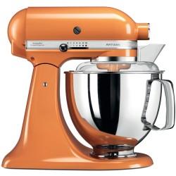 Robot sur socle KitchenAid Artisan 5KSM175PSETG 4.8L Orange