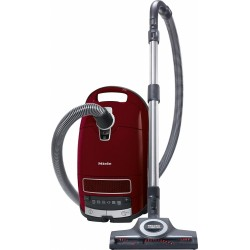 Aspirateur sac Miele Complete C3 Cat-Dog Powerline Rouge mûre
