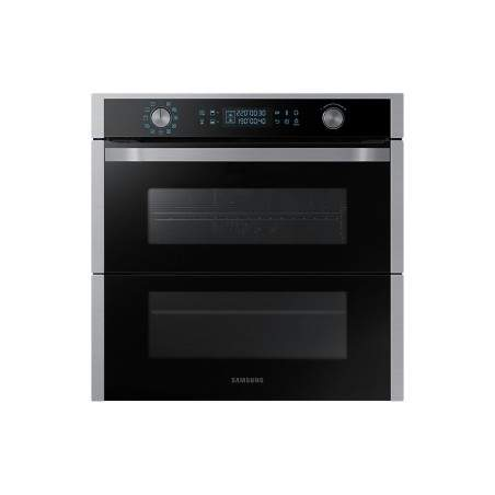 Four Samsung Dual Cook flex NV75N7677RS Chef Collection Line