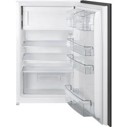 Réfrigérateur avec Freezer Smeg S3C090P 88 cm A+ glissières