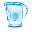 Carafe Filtrante Brita Marella Basic Teal 2.4L Bleu
