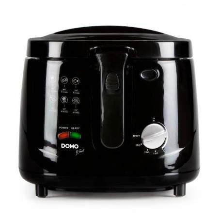Friteuse Domo DO461FR B-Smart 2.5 litres Noir