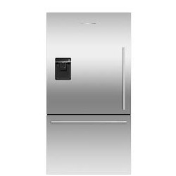 Réfrigérateur Américain RF522WDLUX4 fisher - Paykel Inox Gauche