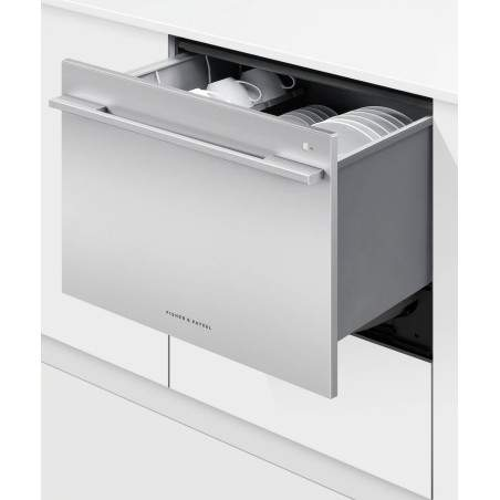 Lave-vaisselle tiroir 45 cm Fisher - Paykel inox DD60SDFHTX9
