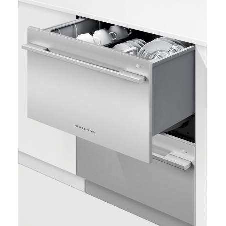 Lave-vaisselle à tiroir double DD60DDFHX9 Fisher - Paykel Inox