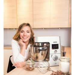 Atelier Kenwood Premium Cooking Chef Mélanie Mayne 15 sept. 2018