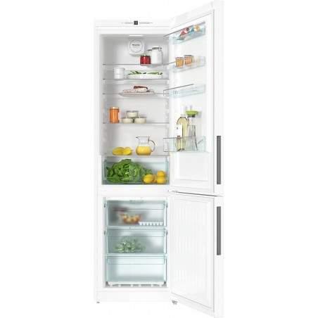 Réfrigérateur Combiné Miele KFN29132WS No frost A++ Blanc 201 cm