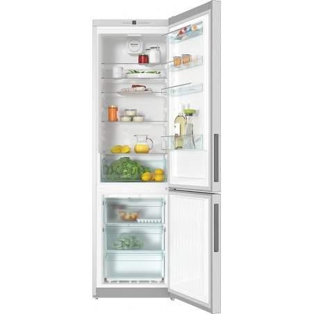 Réfrigérateur Combiné Miele No frost KFN29132EDTCS Look Inox A++