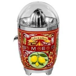Presse-fruits Dolce - Gabbana Smeg CJF01DGEU Sicily is my Love