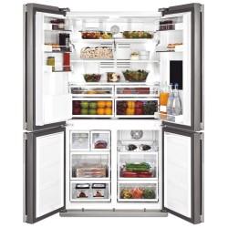 Réfrigérateur Beko 4portes No Frost GNE134630X Inox Premium