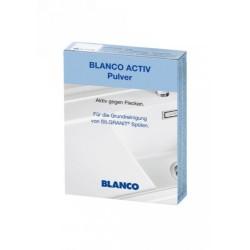 Poudre à nettoyer Blanco Activ pour éviers Blanco Silgranit 3x25g