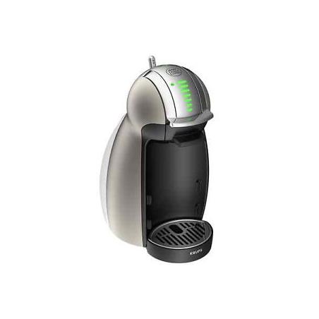 Machine à café Dolce Gusto Genio 2 automatic KP160T Titanium