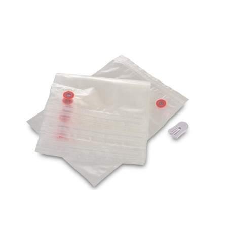 Sachets de mise sous vide Solis réutilisables 922.68 20x23cm x10