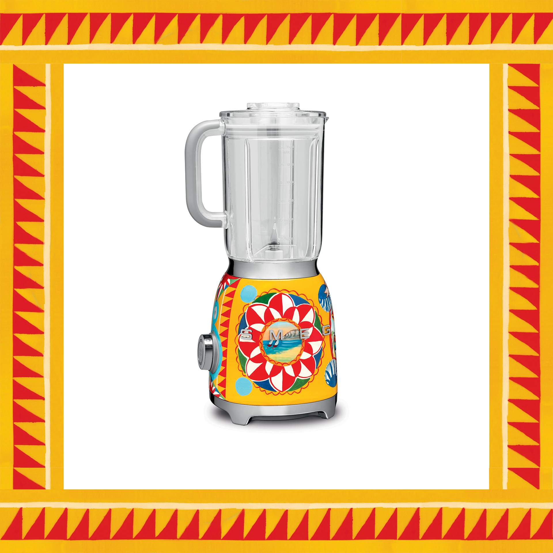 blender design Smeg & Dolce&Gabbana - Sicily is my love