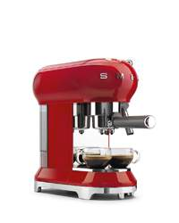 machine à café expresso smeg retro design années 50