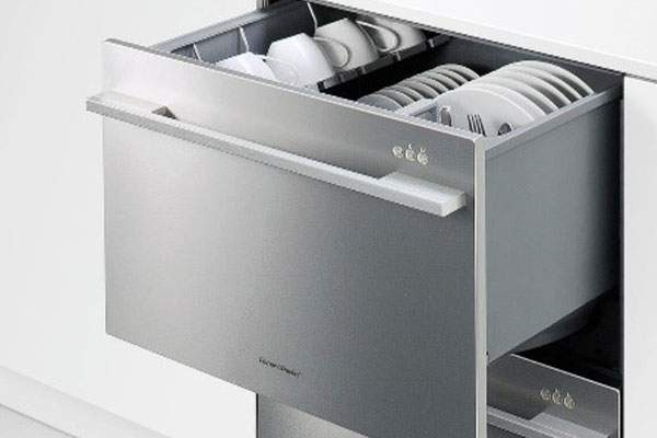 lave-vaisselle coulissant encastrable Fisher & Paykel