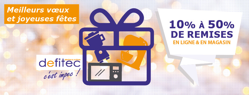 50 produits en promotion : jusqu'à - 50 % de remise pour vos cadeaux de Fin d'année